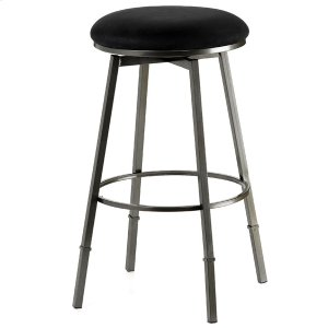 Hillsdale FurnitureSanders Backless Swivel Counter/barstool Black