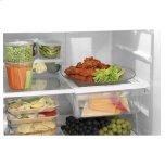 GE ENERGY STAR® 17.5 Cu. Ft. Top-Freezer Refrigerator