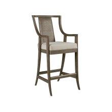 Mistral Woven Barstool