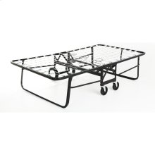 """Rollaway 1290 Folding Cot with Angle Steel Frame and Link Deck Sleeping Surface, 29"""" x 75"""""""