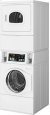 Additional Stack Washer/Dryer Gas Coin-Operated