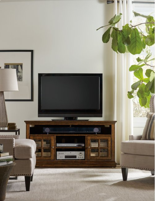 Home Entertainment Brantley Entertainment Console