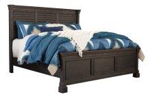 Tyler Creek - Black/Gray 3 Piece Bed Set (King)