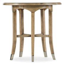 Living Room Novella Higgins Five Leg Chairside Table