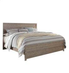 Culverbach - Gray 3 Piece Bed Set (King)