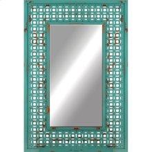 Turquoise Screen Mirror
