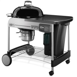 WeberPERFORMER® DELUXE CHARCOAL GRILL - 22 INCH BLACK