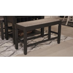 Ashley FurnitureSIGNATURE DESIGN BY ASHLEYDBL Counter UPH Bench (1/CN)