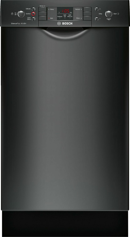 "ADA 18"" 300 Series Recessed Hndl, 4/4 Cycles, 46 dBA, RckMatic, 9 Pl Stgs - BL Photo #1"