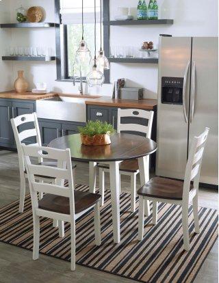 Woodanville 5 Piece Dining Room Set