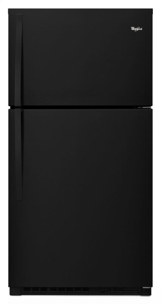 """Whirlpool(R) 33"""" Wide Top-Freezer Refrigerator with Optional EZ Connect Icemaker Kit"""