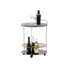 Rowe Bar Cart - Grey