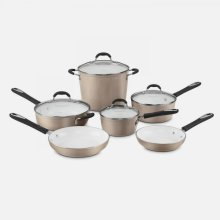 10 Piece Elements® Nonstick Set