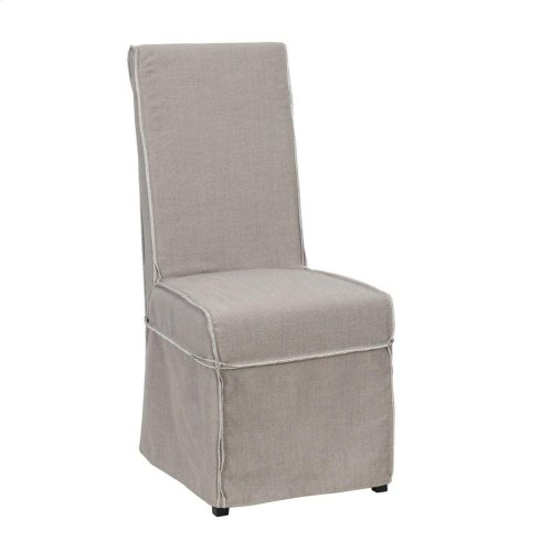 Shane Side Chair Gray