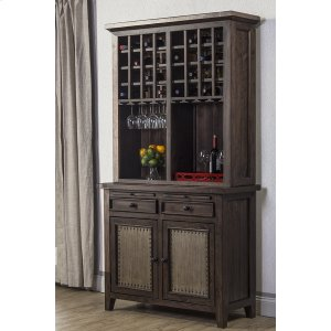 Hillsdale FurnitureTuscan Retreat(r) Buffet and Hutch