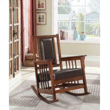 Traditional Tobacco Rocking Chair