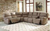 Bohannon - Taupe 4 Piece Sectional