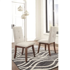 AshleySIGNATURE DESIGN BY ASHLEYCentiar - Two-tone Brown Set Of 2 Dining Room Chairs