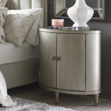 Classics by Bassett Oval Nightstand