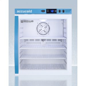 SummitPerformance Series Med-lab 1 CU.FT. Compact All-refrigerator
