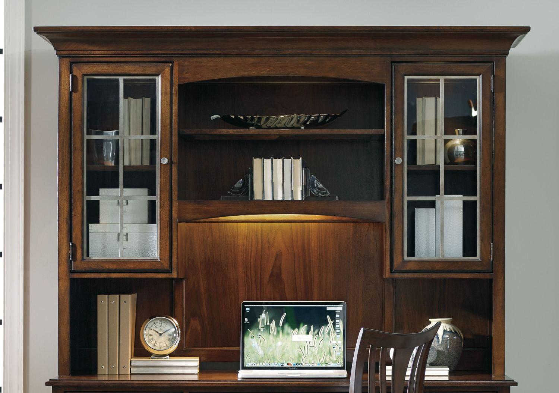 Hooker FurnitureHome Office Latitude Computer Credenza/desk Hutch