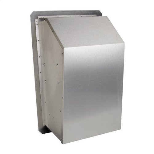 1500 CFM Exterior Blower for Broan Elite Range Hoods