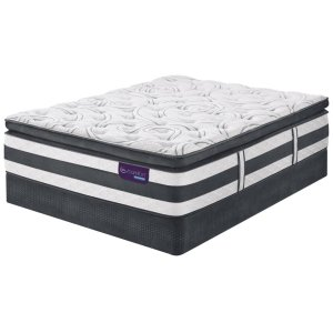 SertaiComfort Hybrid - Advisor - Super Pillow Top - Cal King