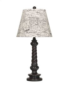 HOT BUY CLEARANCE!!! Poly Table Lamp