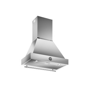 36 Wallmount Canopy and Base Hood, 1 motor 600 CFM Stainless Steel - STAINLESS STEEL
