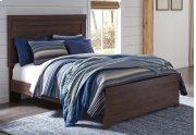 Arkaline - Brown 3 Piece Bed Set (Queen) Product Image