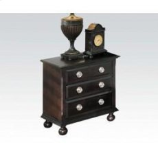 Espresso Nightstand Product Image