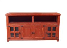 """Marfa Red 60"""" TV Stand"""