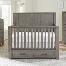 Everest 4 in 1 Convertible Crib