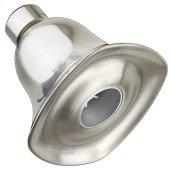 FloWise Square Water Saving Showerhead - Brushed Nickel