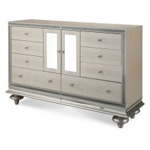 Upholstered Dresser