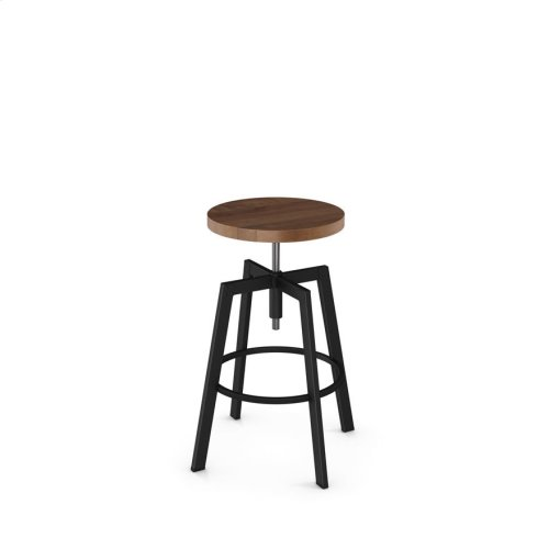 Architect Screw Stool (wood)