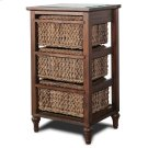 3-Basket Storage Cabinet Product Image