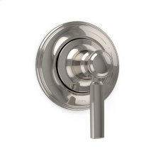 Keane Three-Way Diverter Trim with Off - Polished Nickel
