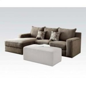 53590 In By Acme Furniture Inc In Marrero La Ushury Sectional Sofa