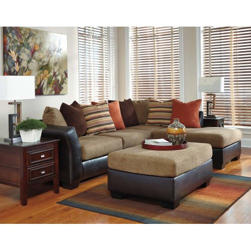 Armant - Mocha 2 Piece Sectional
