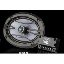 "6 x 9"" coaxial speakers"