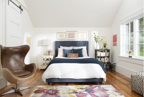 Estate Collection - Hurston - Luxury Firm - Euro Pillow Top - Split Queen