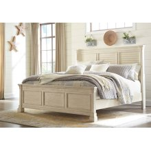 Bolanburg - Antique White 3 Piece Bed Set (King)