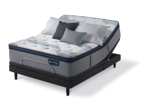 iComfort Hybrid - Blue Fusion 300 - Plush - Pillow Top - King