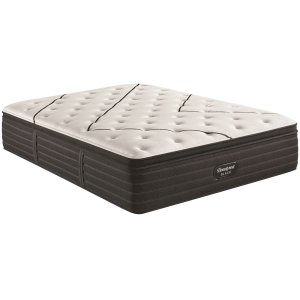 SimmonsBeautyrest Black - L-Class - Plush - Pillow Top - Cal King