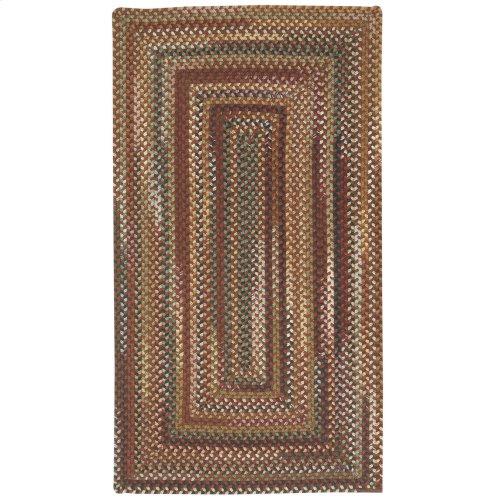 Gramercy Cinnabar Braided Rugs