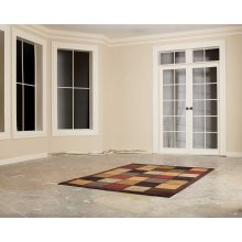 Medium Rug Patchwork - Brown Collection Ashley at Aztec Disteibution Center Houston Texas