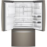 GE Profile Series ENERGY STAR® 27.7 Cu. Ft. French-Door Refrigerator with Hands-Free AutoFill