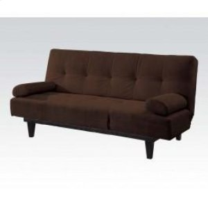 Brown Adjustable Sofa