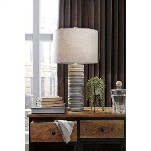 Paper Table Lamp (2/CN)